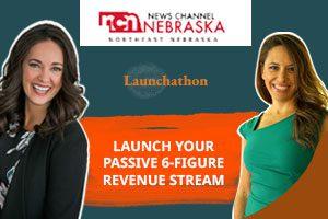 News Channel Nebraska- Launchaton by Melanie McSally and Angel Tuccy