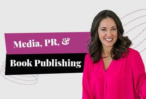 Media, PR, & Book Publishing